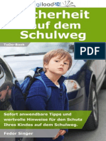 Sicherheit Auf Dem Schulweg - Leseprobe