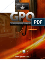 Personal Orchestra 4 Manual
