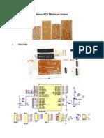 Bonus PCB Minimum Sistem