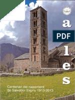 Programa Revista Aules 1r Tr. 2013-14