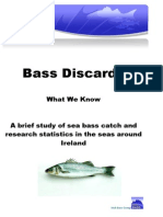 Bass statistics in offshore waters