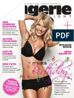 Lingerie Insight Magazine November 2011