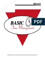 (Psychology, Self-Help) Basic Time Management.pdf