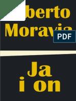 ALBERTO MORAVIA - Ja i On