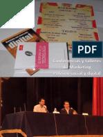 TALLERES Y CONFERENCIAS DE MARKETING EN LA UNAM