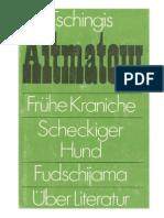 Tschingis_Aitmatow_Frühe_Kraniche._Novellen____1985