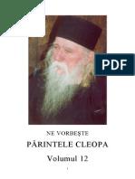 35801223 Ne Vorbeste Parintele Cleopa Volumul 12 TEXT