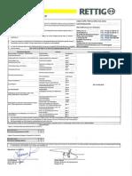 Leistungserklärung rolljet S EPS T
