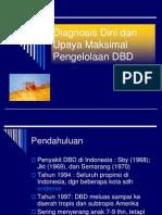 Diagnosis Dini DBD Dan Pengelolaannya