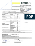 Leistungserklärung rolljet EPS T, 5 kPa