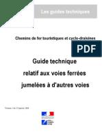 Voie Ferrée_guide_technique_SNCF, STRMTG, 2006