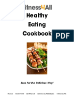 F4A Fat Burning, Healthy Eating Cookbook