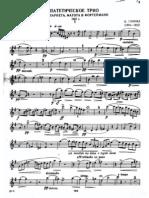 IMSLP17653--Clarinet Institute- Glinka Trio Clarinet