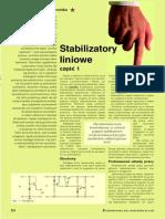 Stabilizatory Liniowe, Cz. 1