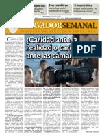 Observador Semanal del 24/10/2013