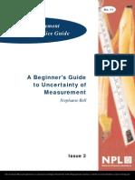 beginners statistics