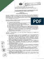 Reglamento Homologacion Deimitacion MPD