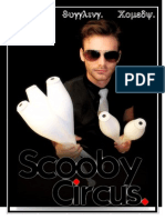 Scooby Circus 2014 Festival Promo
