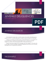 PPT english Juvenile Deliquences