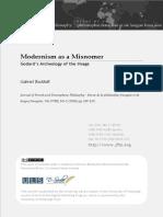 7 - Gabriel Rockhill - Modernism as Misnomer