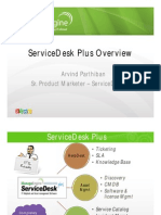 ServiceDesk Overview