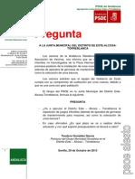 Pregunta - Andalucia Residencial Juegos Mayores - JMD Este Noviembre 2013