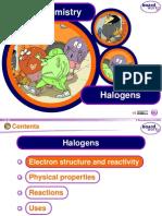 KS4 Halogens