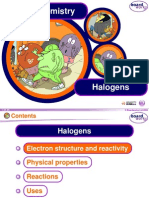 KS4 Halogens