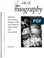 Charmaz Kathy and Mitchell r. Grounded Theory in Ethography
