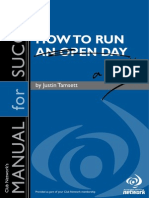 How to run an Open Day (ie Expo).pdf