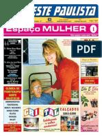 Jornal O Oeste Paulista 2013-10-30 nº 4057 - Espaço Mulher 1