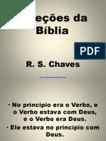 Seleções da Bíblia R S Chaves PDF