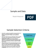 Sample and Data.pptx
