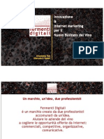 Fermenti-Digitali 2009 Q2