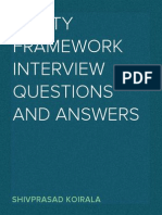 Shivprasad Koirala Sharepoint Interview Questions Pdf