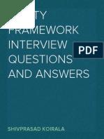 Shivprasad Koirala Sharepoint Interview Questions Pdf