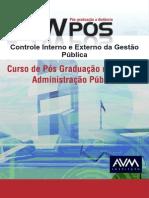 Controle Interno e Externo - 90 PG