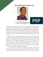 ARTIKEL Kurikulum 2013 Tribun.doc