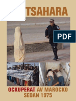 Infofolder om Vest-Sahara