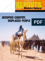 Occupied Country, Displaced People