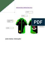 Desain Baju Angkatan ustj.doc
