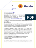 Oando for Jevlink2