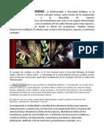 Modulo i - Que Es Biodiversidad