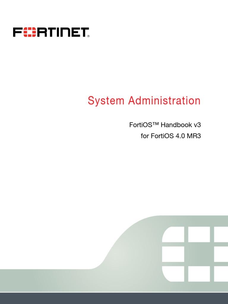 Fortigate System Admin 40 Mr3 Virtual Private Network Technology Visiblelight Audio Transmitter Circuit Diagram Tradeoficcom