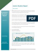 201309 Economic Situation Report