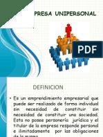 empresaunipersonaldiapositivas-130320123142-phpapp01