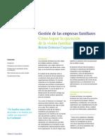 4.Gestion Empresas Familiares