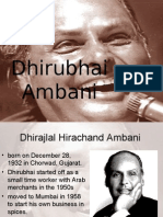 Management Lessons From Dhirubhai