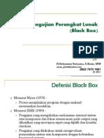 Tentang black box