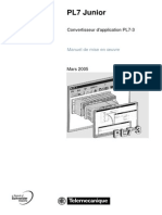 Convertisseur d'Applications PL7 3 45